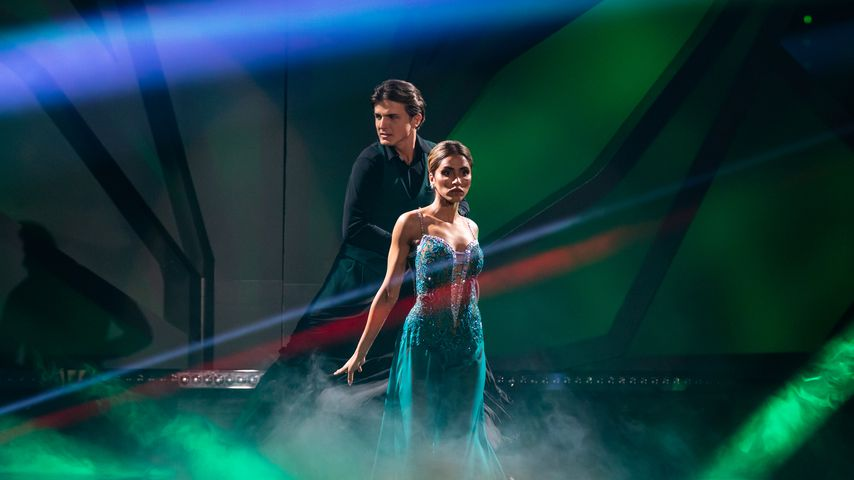 "Sabrina Setlur und Nikita Kuzmin bei ""Let's Dance"""