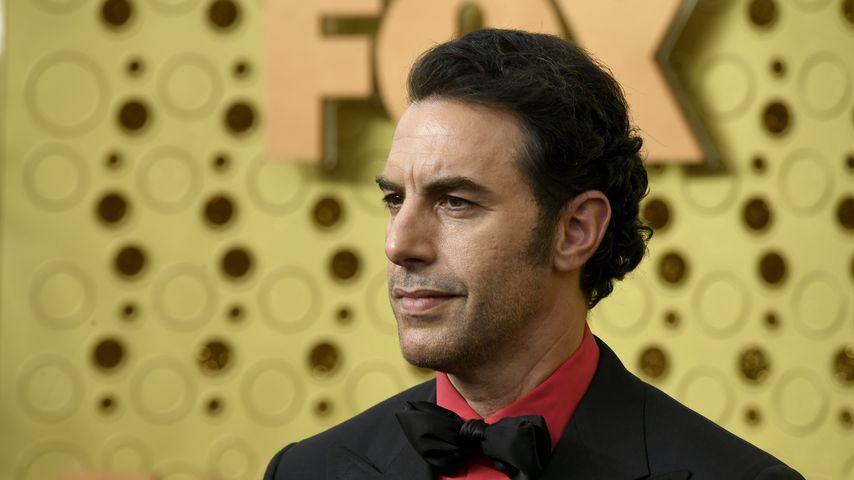 Sacha Baron Cohen bei den Emmy Awards 2019