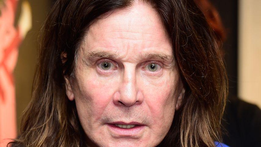 Sänger Ozzy Osbourne