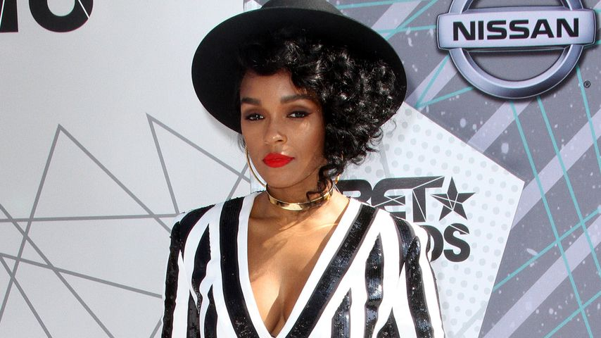 Janelle Monae bei den BET Awards 2016
