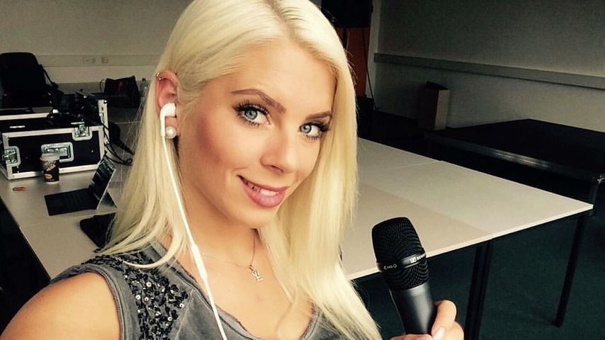 Sängerin Jennifer Frankhauser