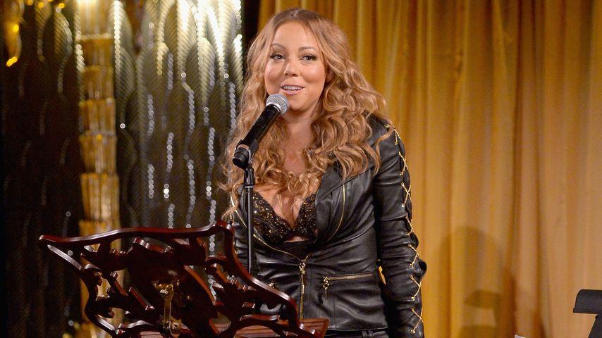 Abgesagt! Mariah Carey kommt wegen Terror nicht nach Brüssel