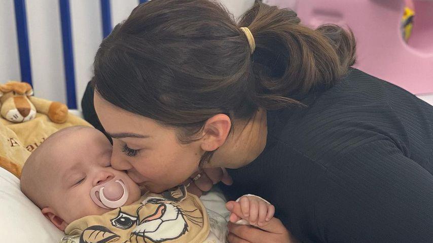 """Nach Tod ihrer Tochter Azaylia: Safiyya """"kämpft jeden Tag"""""""