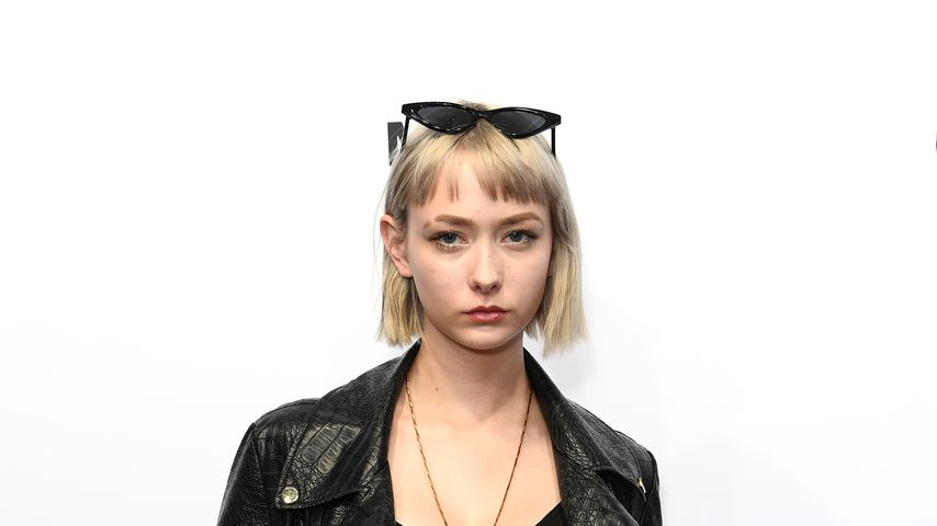 Sally bei der Berlin Fashion Week 2018