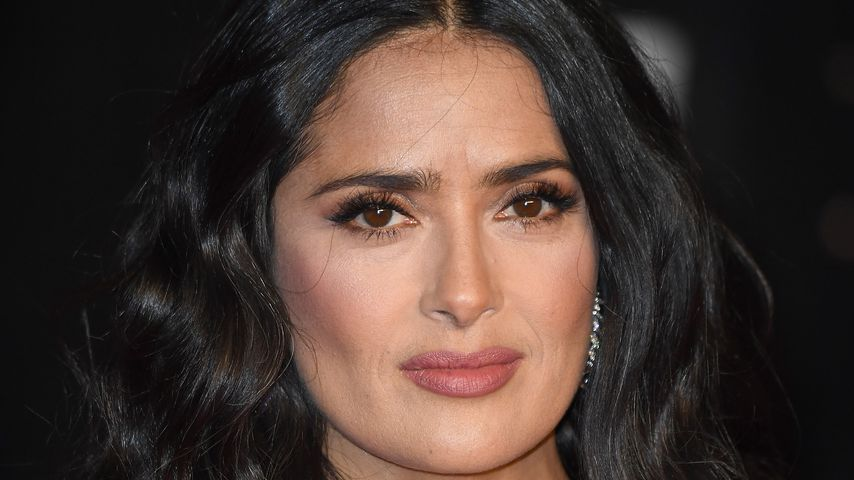 Salma Hayek bei den BAFTA-Awards 2018 in London