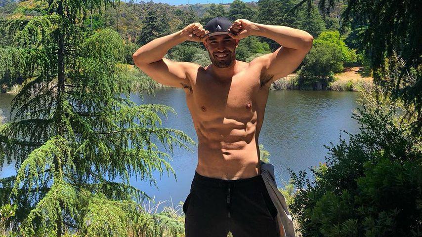 Sam Asghari im Juni 2019