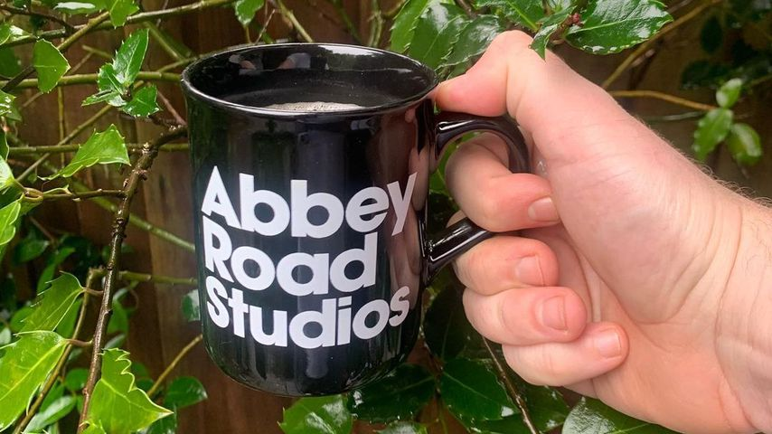 """Abbey Road Studios""-Tasse"