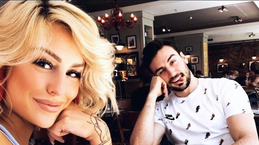 Samantha Abdul und Oleg Justus