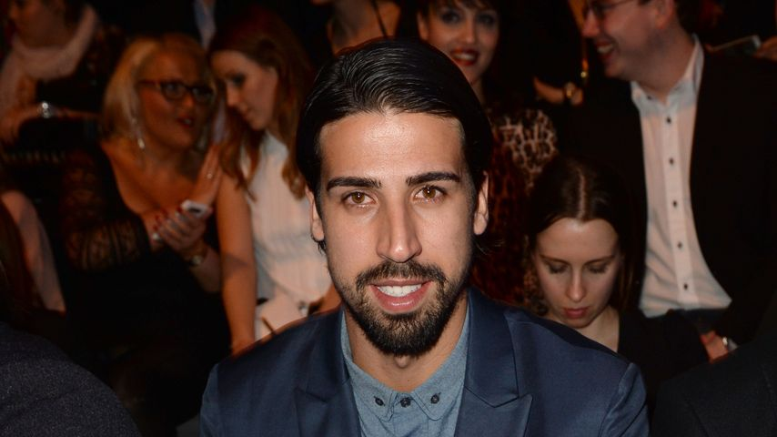 Sami Khedira und Berlin Fashion Week