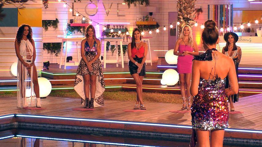 "Samira, Denise, Ricarda, Lisa und Melissa, ""Love Island""-Kandidatinnen 2019"