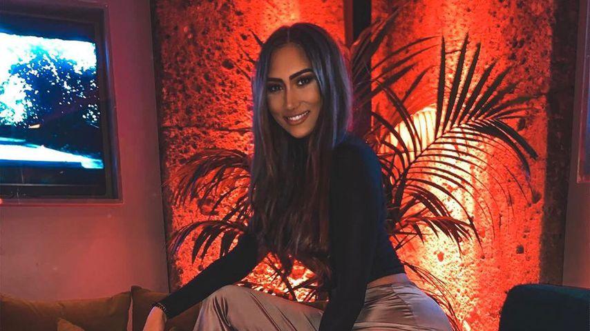 Samira Klampfl im Mai 2019 in München