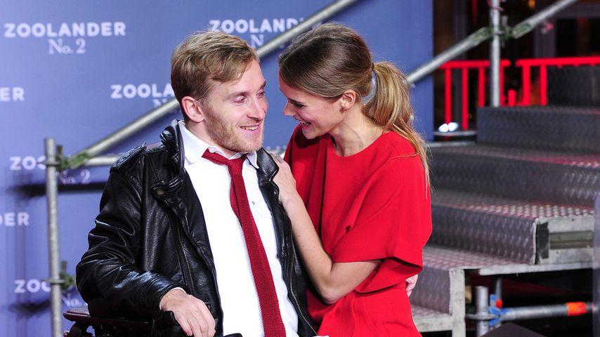 """Samuel und Sarah Elena Koch auf der """"Zoolander 2""""-Premiere"""