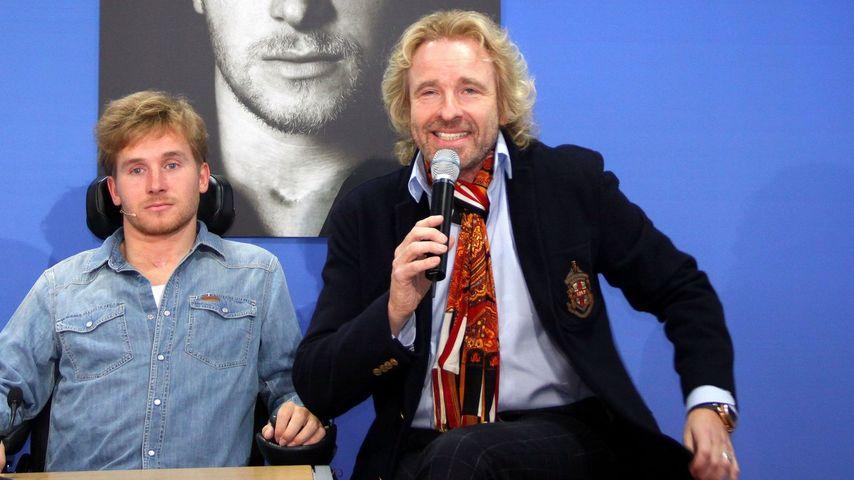 Thomas Gottschalk und Samuel Koch