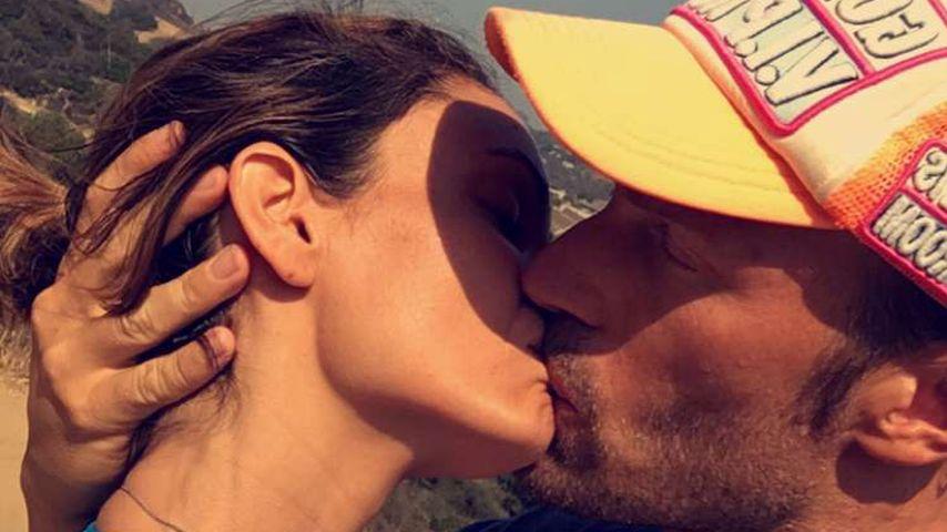Sandra Luesse und Bastian Yotta verliebt
