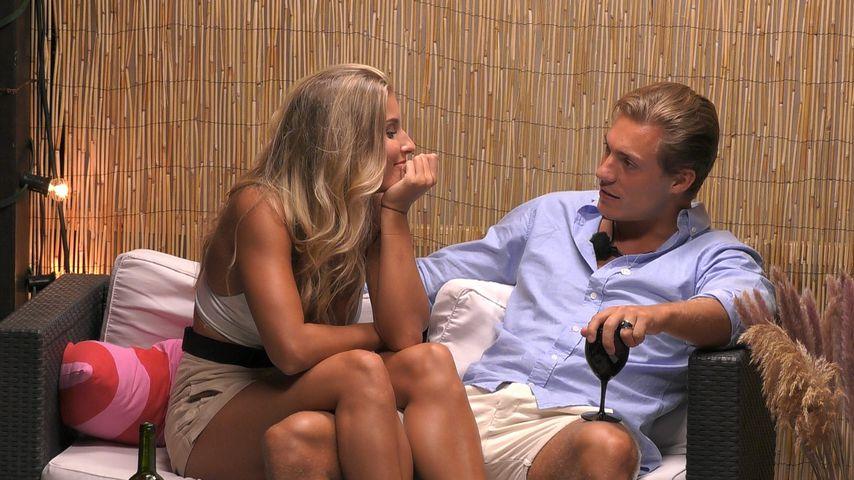 Sandra und Henrik auf Flirtkurs