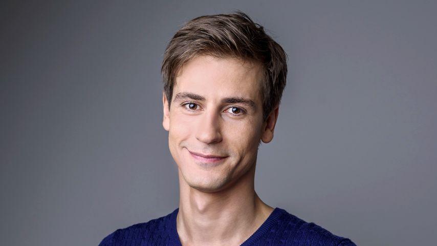 "Seit 2017 dabei: Sandro Kirtzel verlässt ""Sturm der Liebe"""