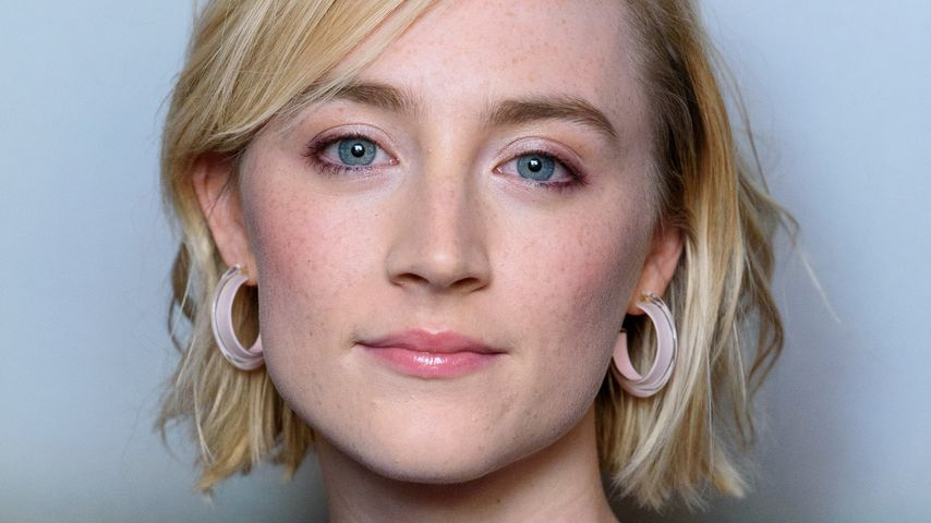 "Saoirse Ronan beim Screening von ""On Chesil Beach"" in London"
