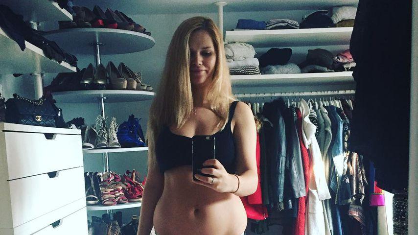 Total selbstbewusst: Sara Kulka liebt ihren After-Baby-Body!