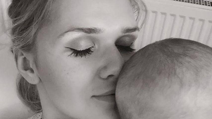 """""""Ich bin keine perfekte Mama"""": Sara Kulka wehrt sich!"""