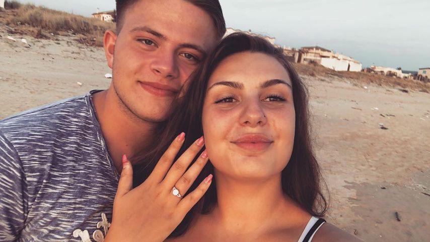 Hat Pietro Lombardi gratuliert? Schwester Sara ist verlobt