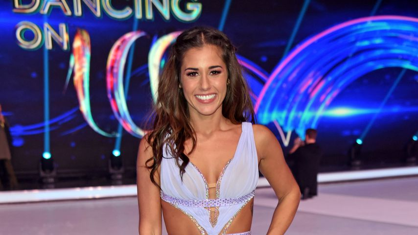 "Sarah Lombardi bei ""Dancing on Ice"""