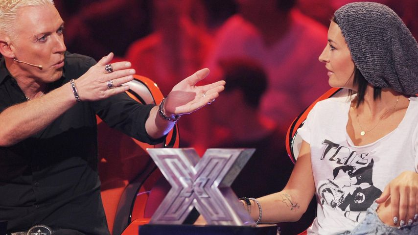 Sarah Connor, H.P. Baxxter und X Factor