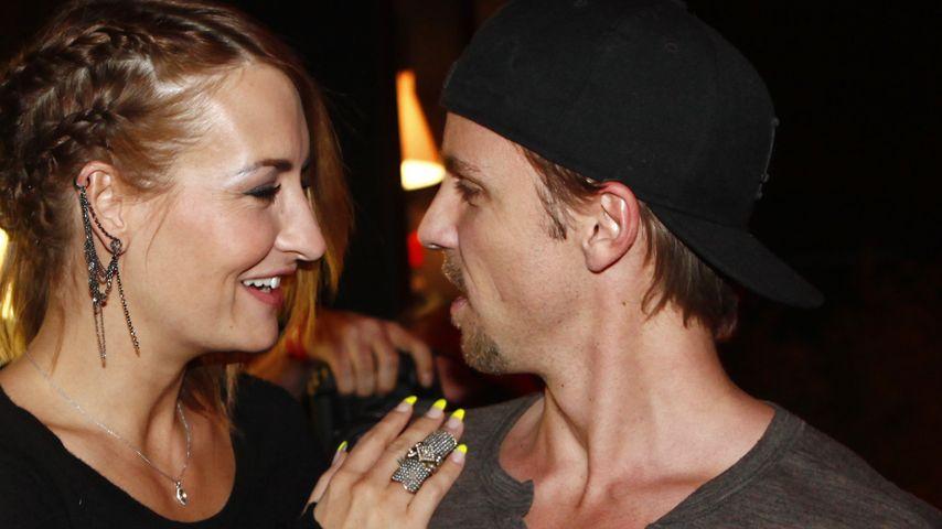 Sarah Connor turtelt total verliebt mit Florian