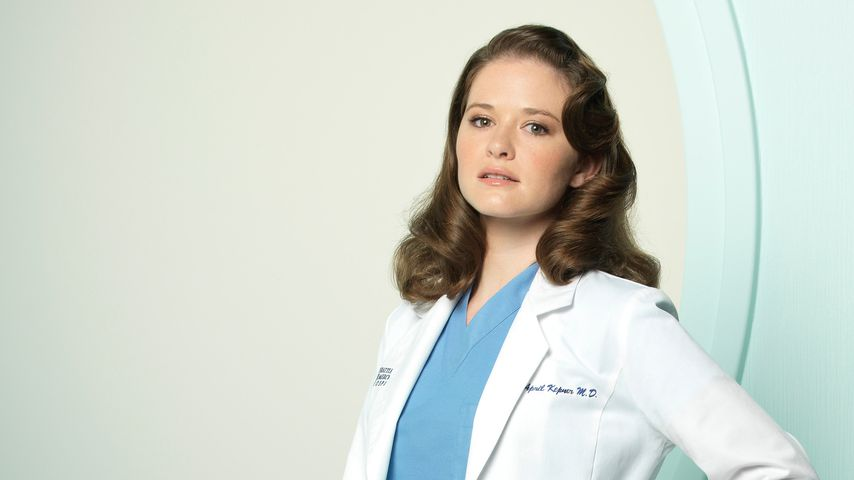 "Sarah Drew in ""Grey's Anatomy"""