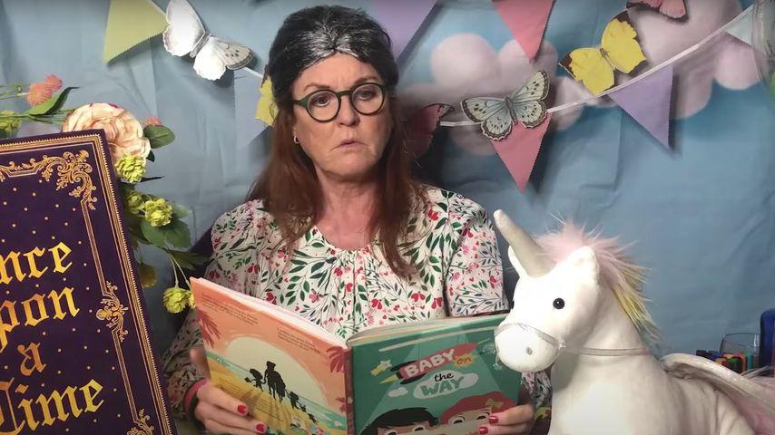 Sarah Ferguson im Februar 2021