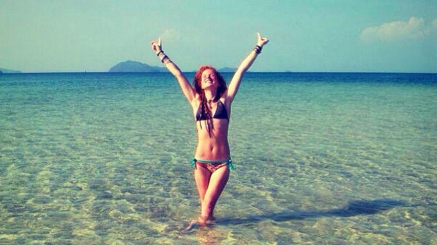 """Heiß! """"Unter uns""""-Sarah zeigt paradiesische Bikini-Ausblicke"""