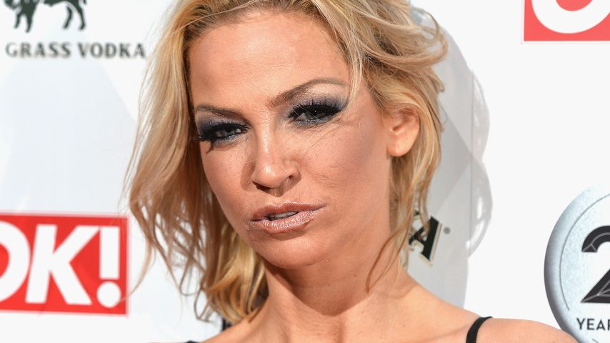 "Sarah Harding, ""Girls Aloud""-Star"