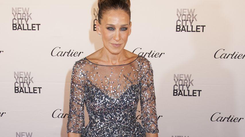 Sexy mit 50: Sarah Jessica Parker setzt Fashion-Statement