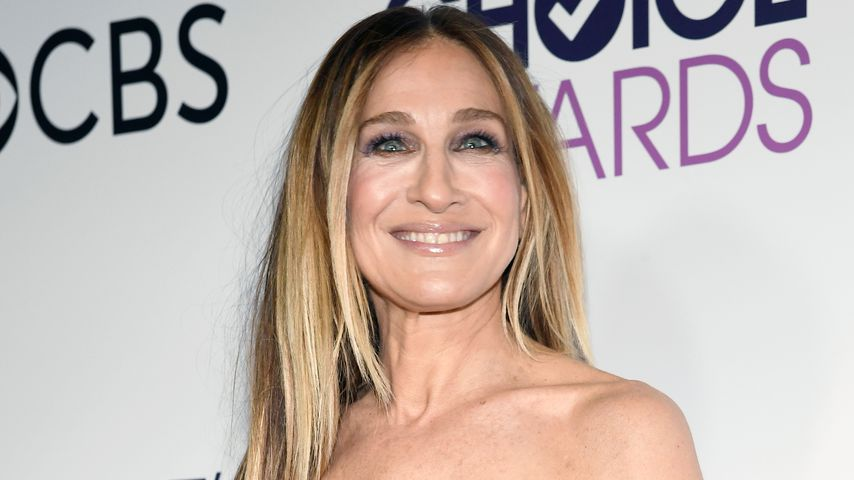 Sarah Jessica Parker, People's Choice Awards 2017
