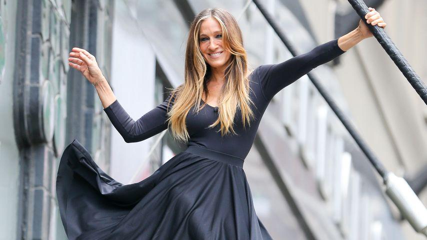 Sarah Jessica Parker: Die Fashionista bricht Styling-Regeln