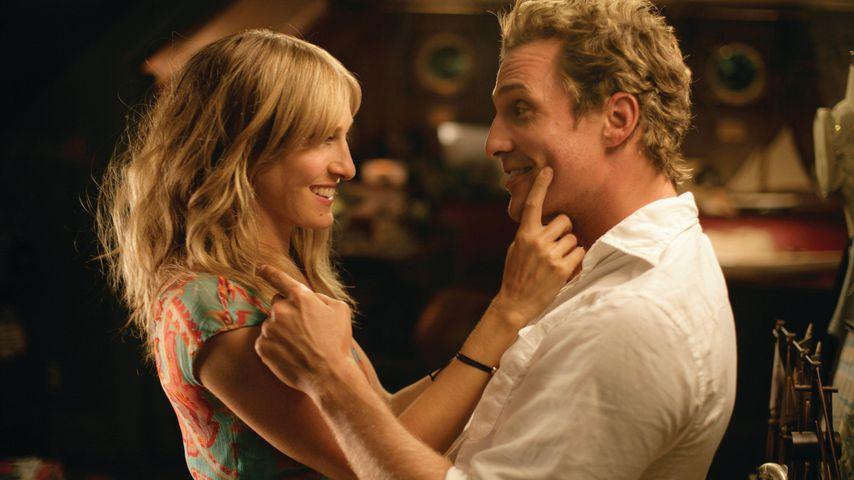 """Sarah Jessica Parker und Matthew McConaughey in einer Szene von """"Zum Ausziehen verführt"""""""
