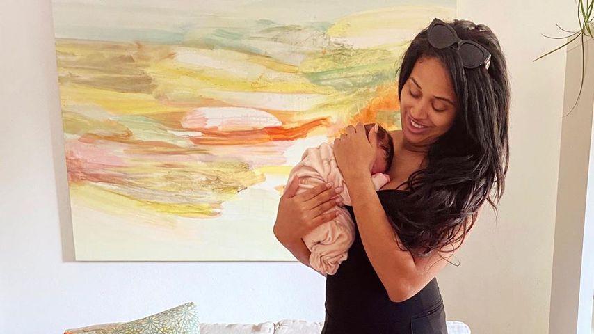 Sarah Joelle hat Angst, Baby Lia nicht gerecht zu werden