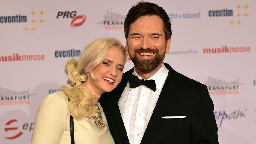 Sarah Knappik mit ihrem Freund Ingo Nommsen