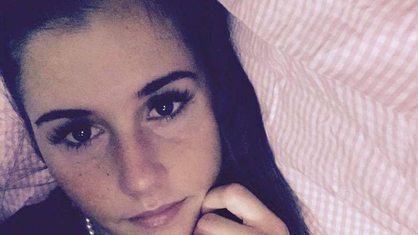 Verweintes Selfie! Wird Sarah Lombardi die Fan-Wut zu viel?