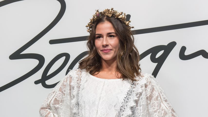 Sarah Lombardi  bei dem Beetique Launch Event, 2018