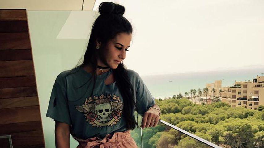 Sarah Lombardi auf Mallorca