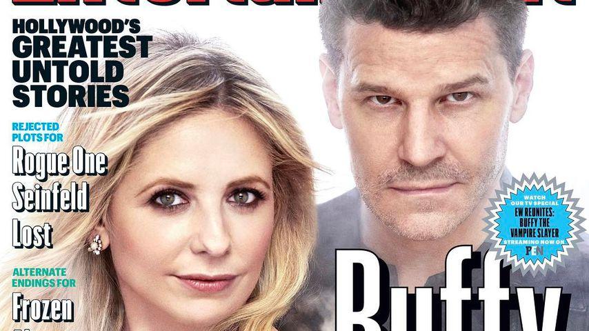 """Zum 20. Jubiläum: Großes Wiedersehen der """"Buffy""""-Darsteller!"""