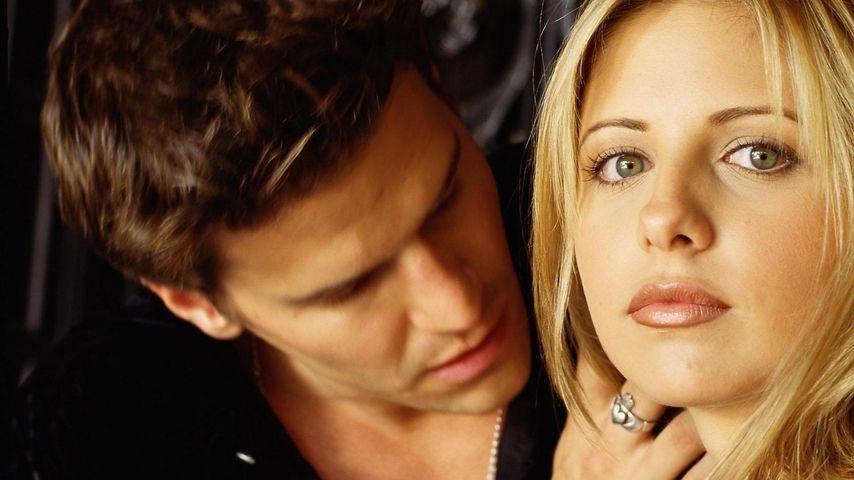 """""""Buffy"""": Süßer Flirt mit Angel zum 30. Geburtstag"""
