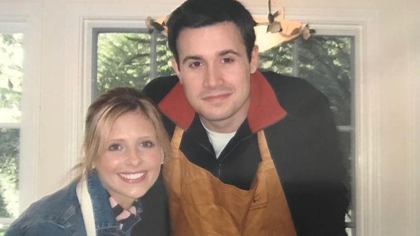 16 Jahre! Sarah Michelle Gellar dankbar für ihr Liebesglück