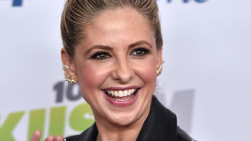 Sarah Michelle Gellar beim 102.7 KISS FM-Jingle Ball 2017