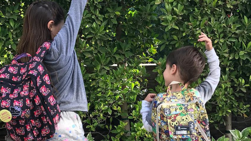 Sarah Michelle Gellars Kids
