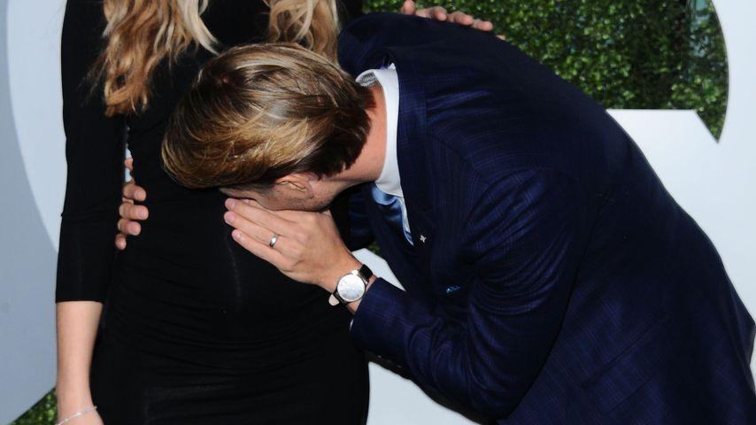 Chad Michael Murray: Ein Kuss für seine ungeborene Tochter