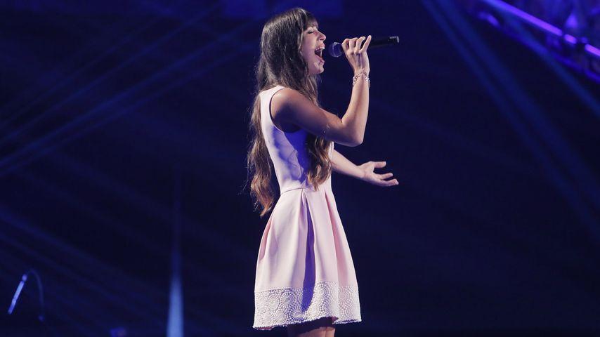"Sarah Sacher, Kandidatin der 6. ""The Voice of Germany""-Staffel"