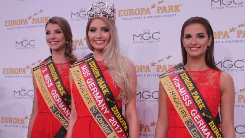 Miss Germany 2017: Das sind die strahlenden Gewinnerinnen!