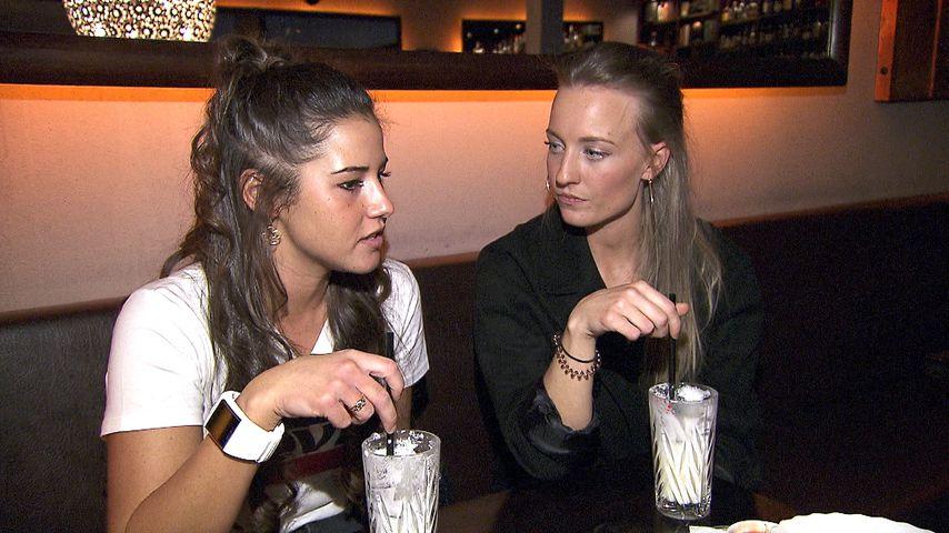 Sarah Lombardi: Kippt der Party-Abend mit Freundin Melina?