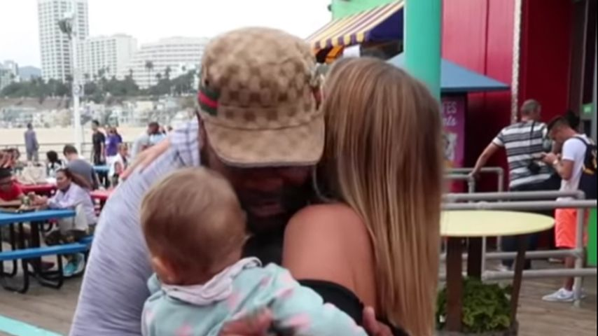 Unter Tränen: Sarah & Mia lernen Domis Papa in L.A. kennen!